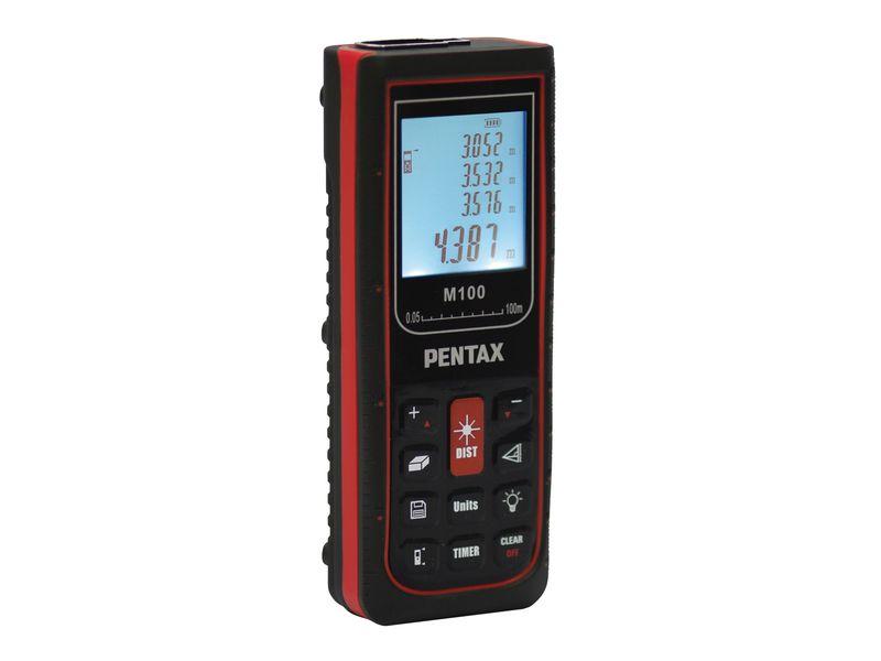 Pentax laser entfernungsmesser m 100 entfernungsmesser 1a