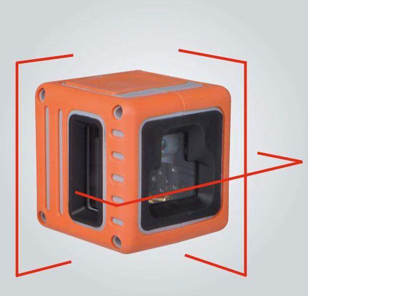 Laser Entfernungsmesser Linienlaser : Nedo cube kreuz punkt linienlaser a vermessung