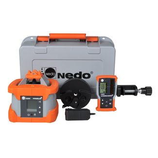 Nedo Rotationslaser PRIMUS2  H2N, m. COMMANDER  digital