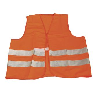Nedo Warnweste EN471 - Klasse 2 orange Polyester