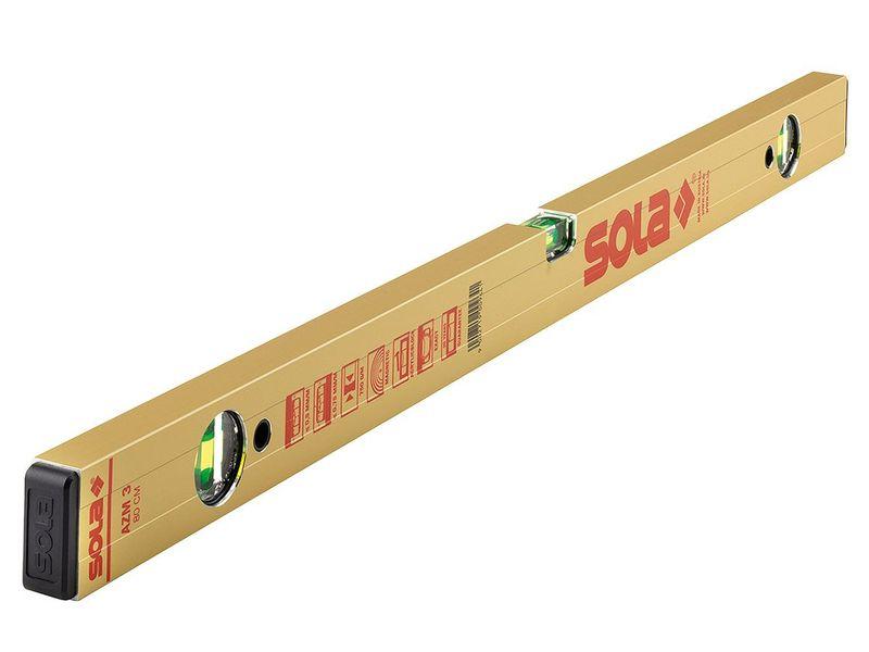 sola alu wasserwaage mit magnet azm 3 m 3 libellen 2 00 m magnet wasserwaagen 1a. Black Bedroom Furniture Sets. Home Design Ideas