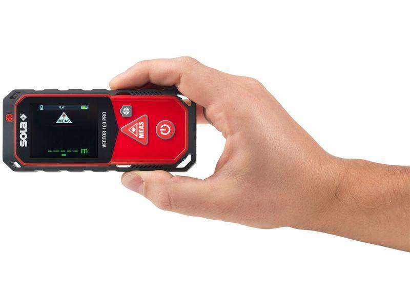 Laser Entfernungsmesser Vector : Sola laser entfernungsmesser vector pro